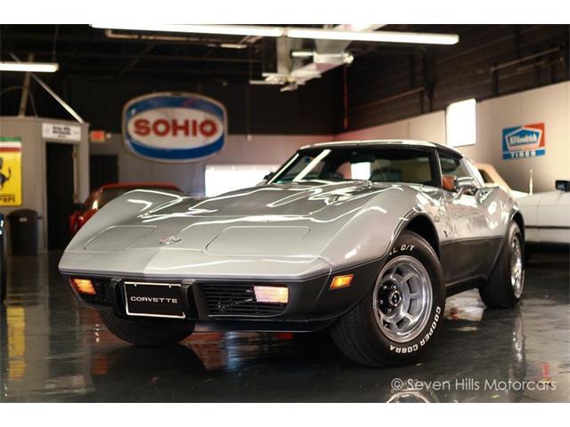 Picture of '78 Corvette - PUB0