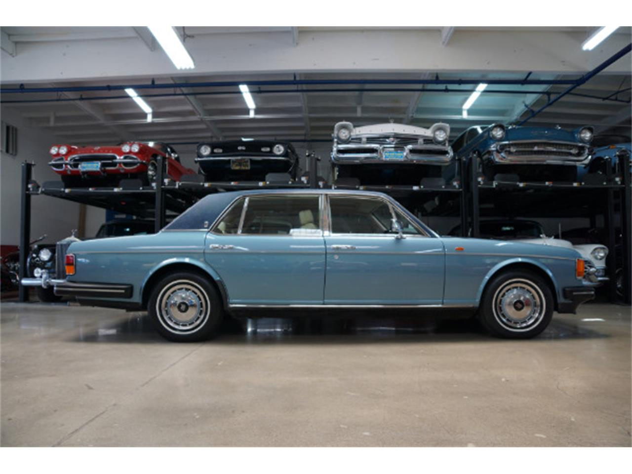 Large Picture of '93 Rolls-Royce Silver Spur located in California Offered by West Coast Classics - PUB8