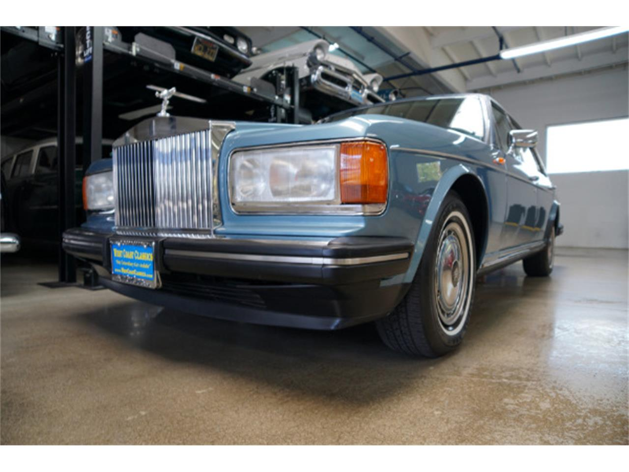 Large Picture of 1993 Silver Spur - PUB8