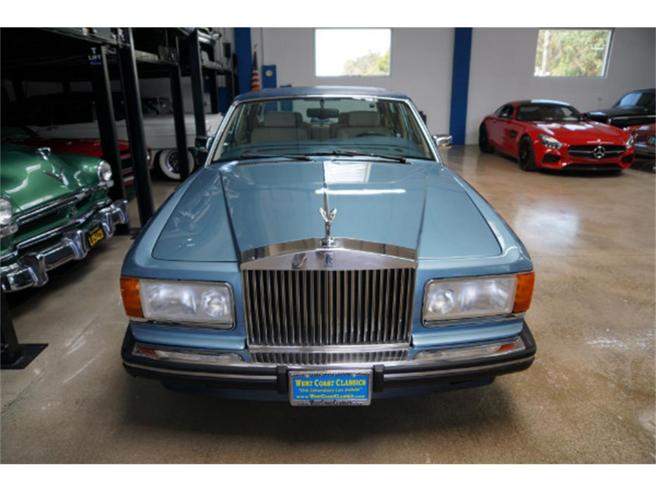 Large Picture of 1993 Rolls-Royce Silver Spur located in California - $29,500.00 - PUB8