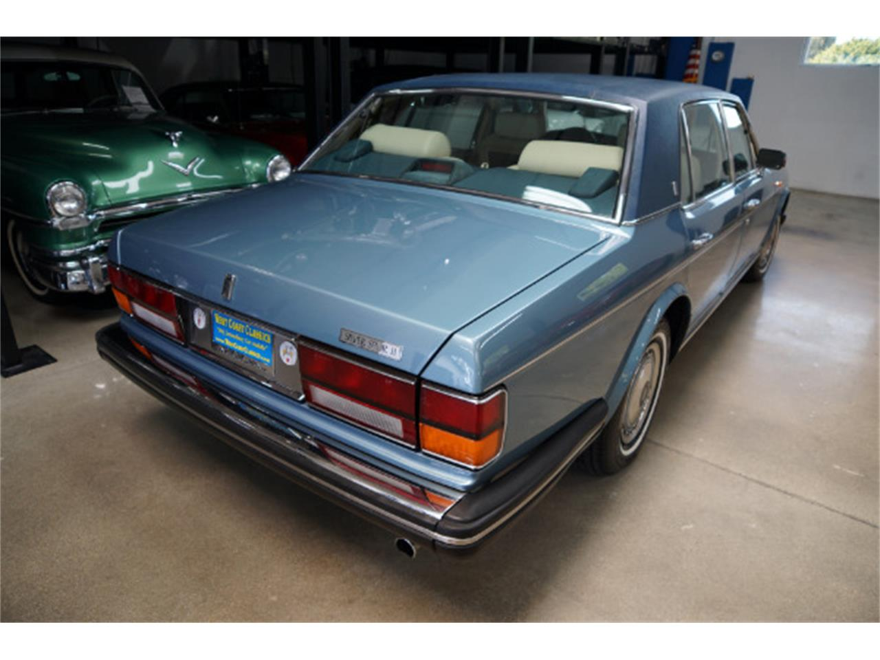 Large Picture of '93 Rolls-Royce Silver Spur located in Torrance California Offered by West Coast Classics - PUB8