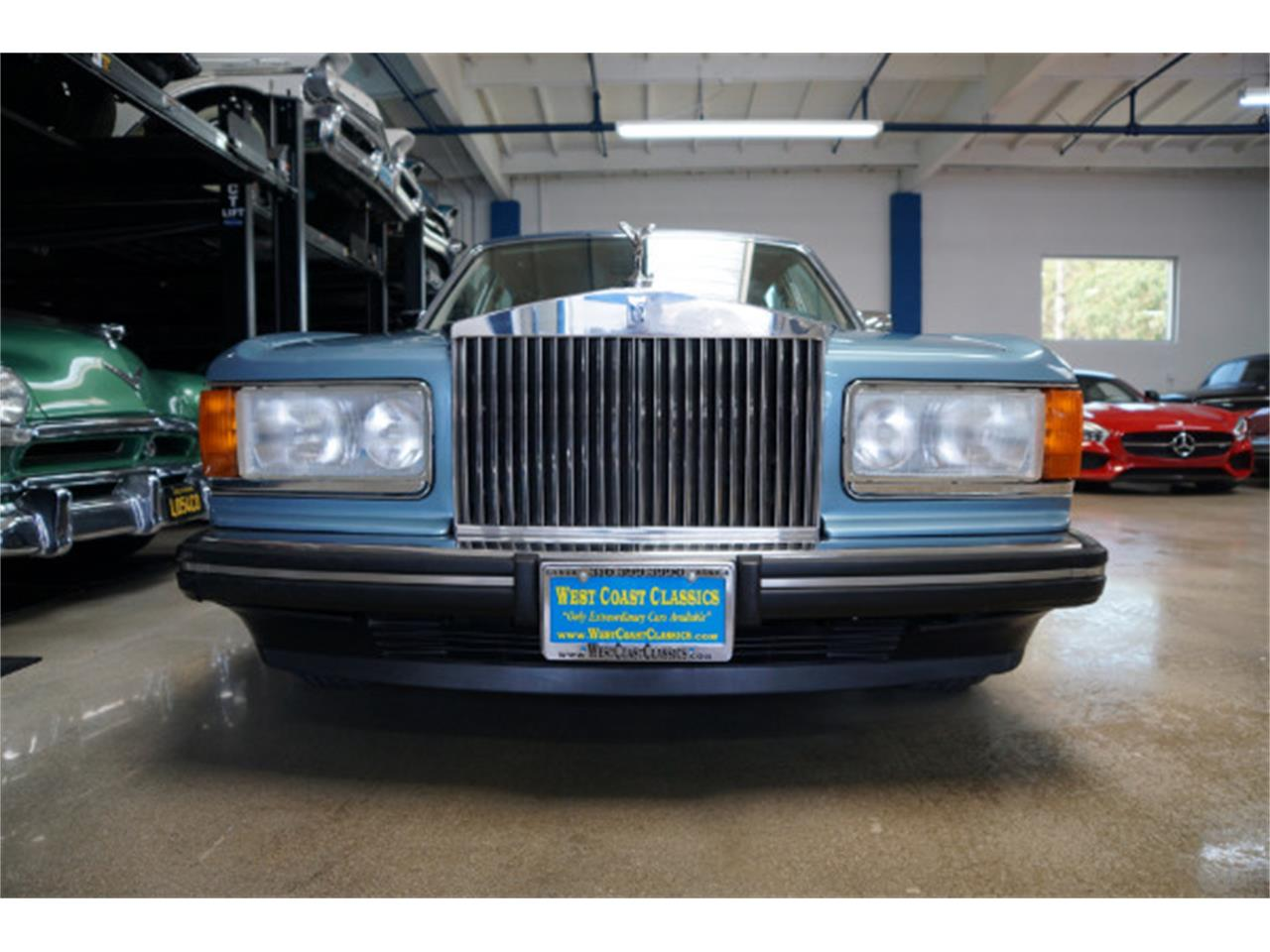 Large Picture of 1993 Rolls-Royce Silver Spur located in Torrance California - $29,500.00 Offered by West Coast Classics - PUB8