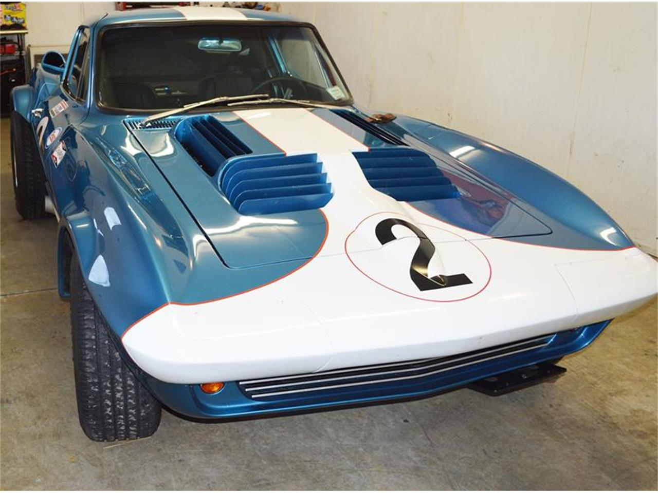 Large Picture of Classic 1963 Chevrolet Corvette located in Malone New York Offered by AB Classic Cars - PUBP