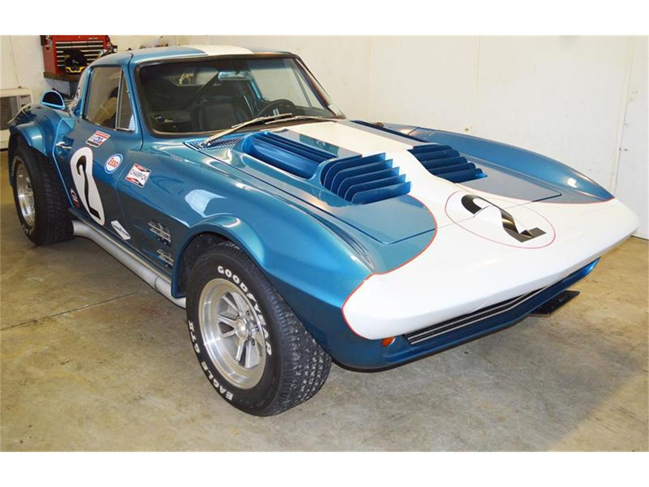 Large Picture of Classic '63 Chevrolet Corvette located in New York - PUBP