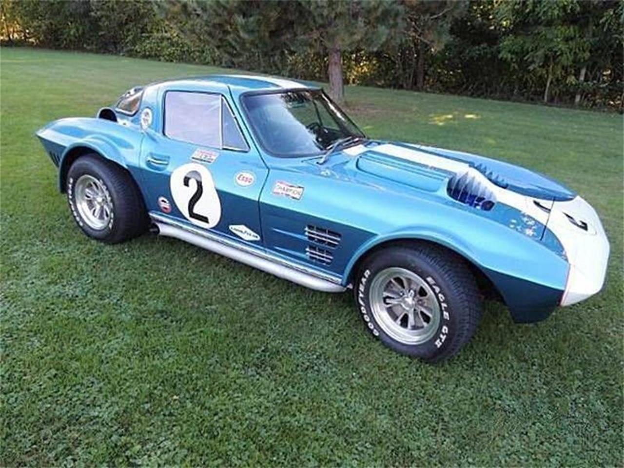 Large Picture of 1963 Corvette - PUBP