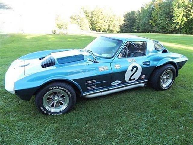 Picture of '63 Corvette - PUBP