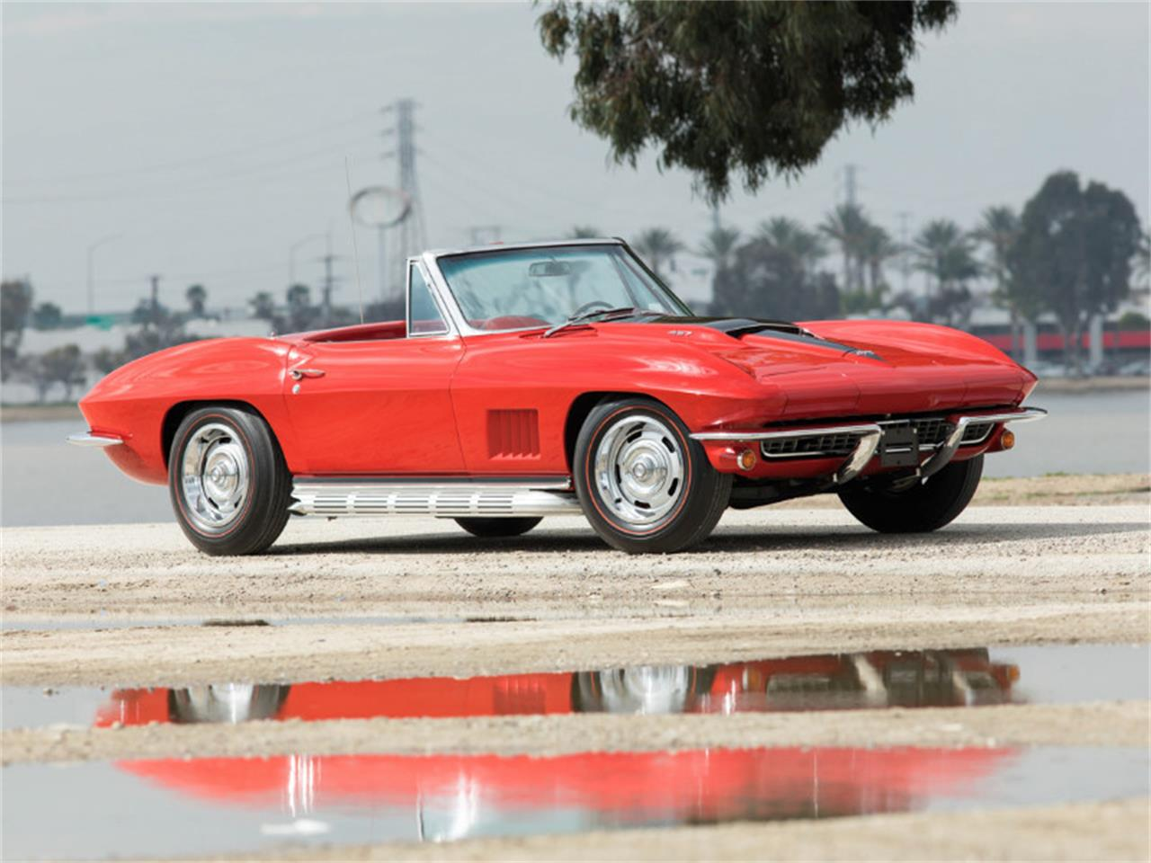 Large Picture of '67 Corvette - PUC8