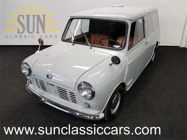 1961 Austin Mini Cooper