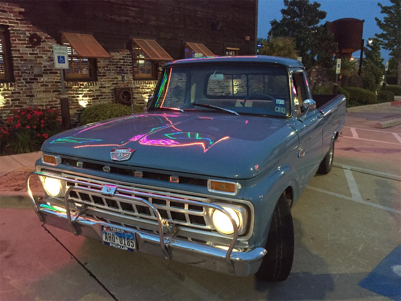 Large Picture of '65 F100 - PUCL