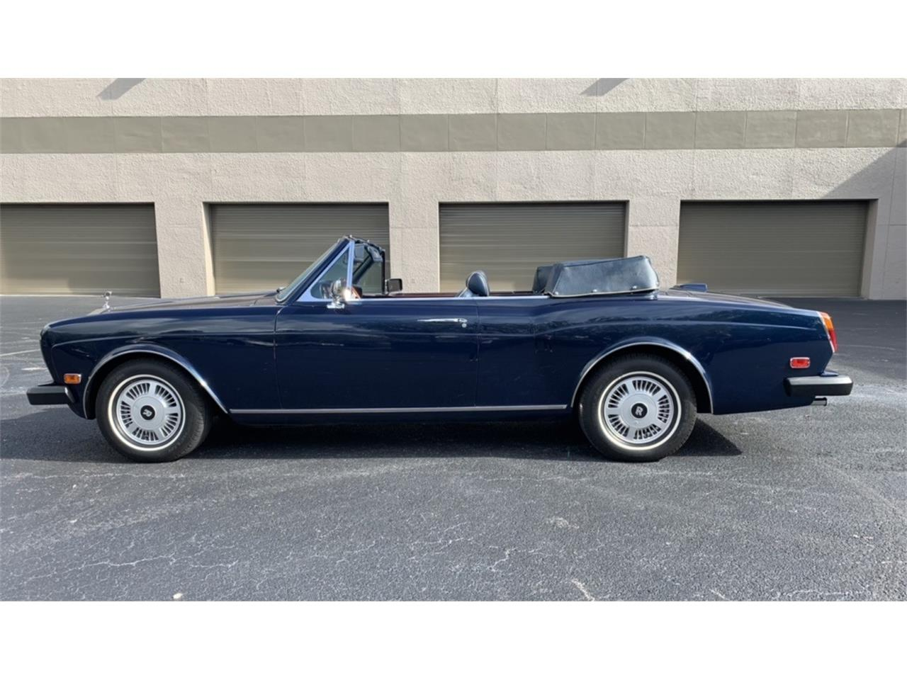 Large Picture of 1983 Rolls-Royce Corniche located in BOCA RATON Florida - $59,000.00 - PUCW
