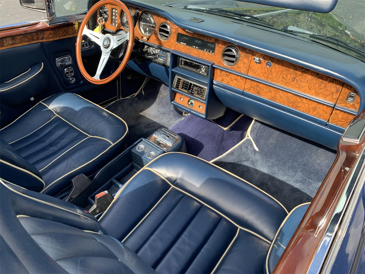 Large Picture of 1983 Corniche located in BOCA RATON Florida Offered by European Autobody, Inc. - PUCW