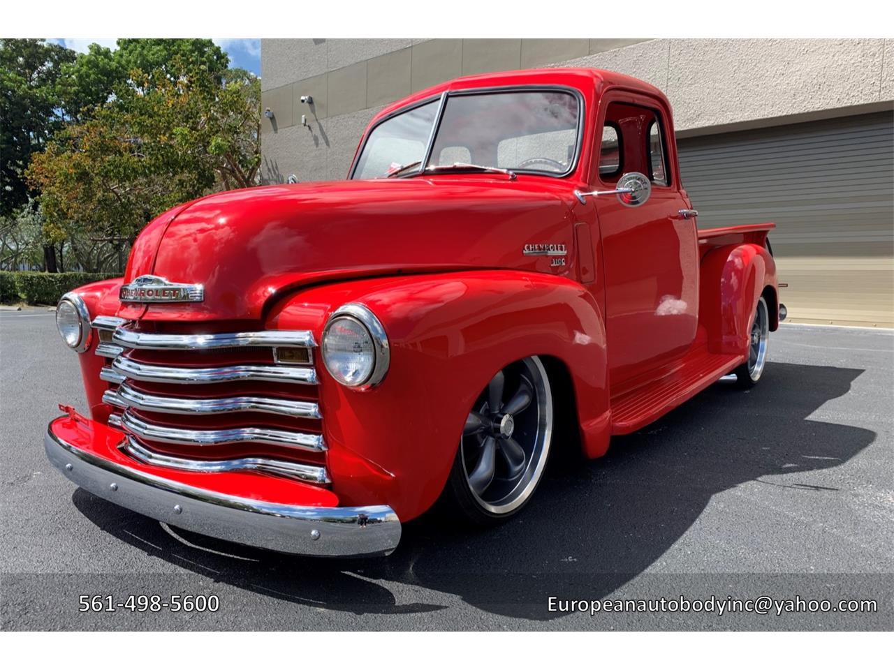 For Sale 1947 Chevrolet 3100 In Boca Raton Florida