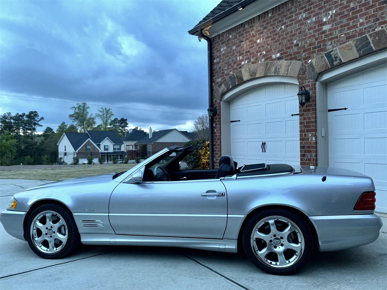 Large Picture of '02 SL500 - PUD6