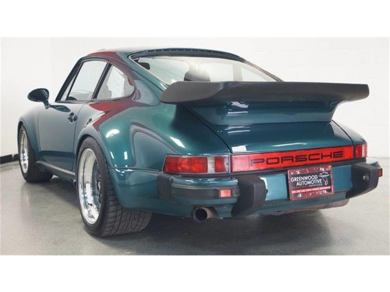 Large Picture of 1979 Porsche 930 Turbo - $79,988.00 Offered by Greenwood Automotive - PUD7