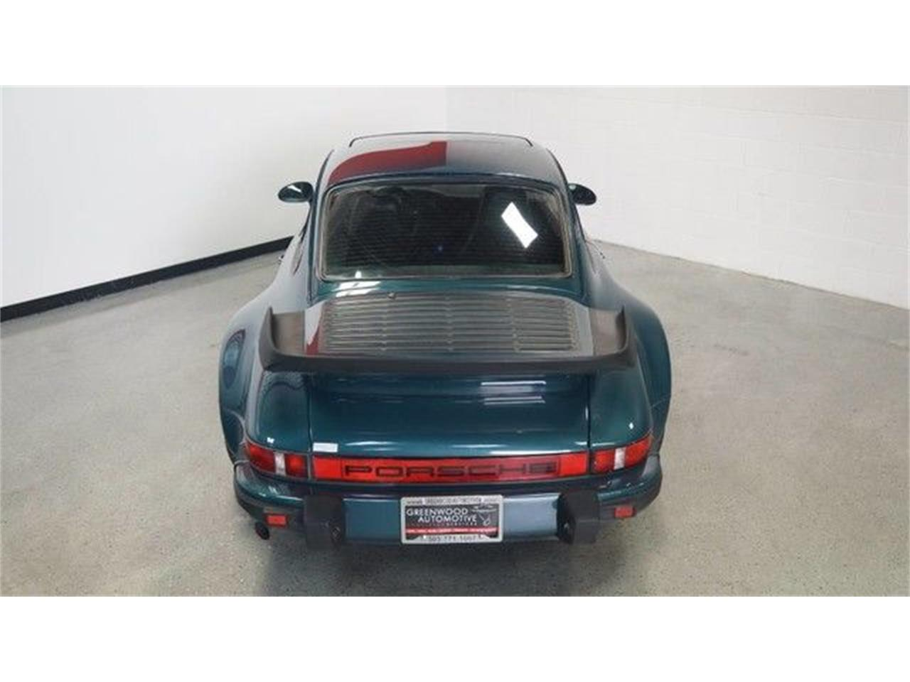 Large Picture of 1979 Porsche 930 Turbo located in Colorado Offered by Greenwood Automotive - PUD7