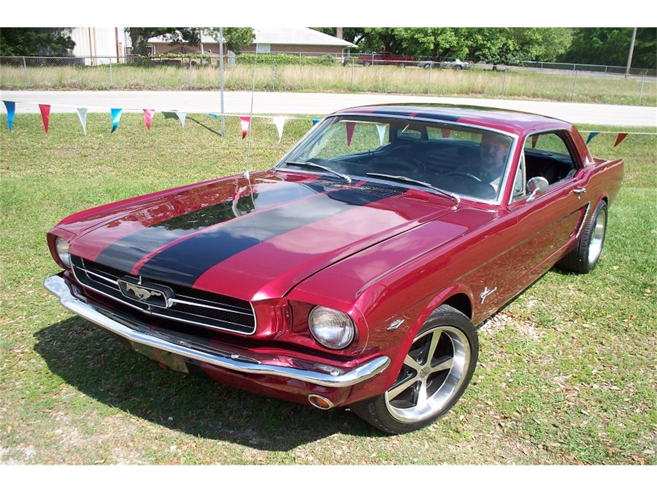Large Picture of '65 Mustang - PUDE