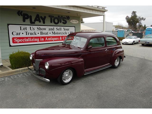 Picture of '41 2-Dr Sedan - PUDJ