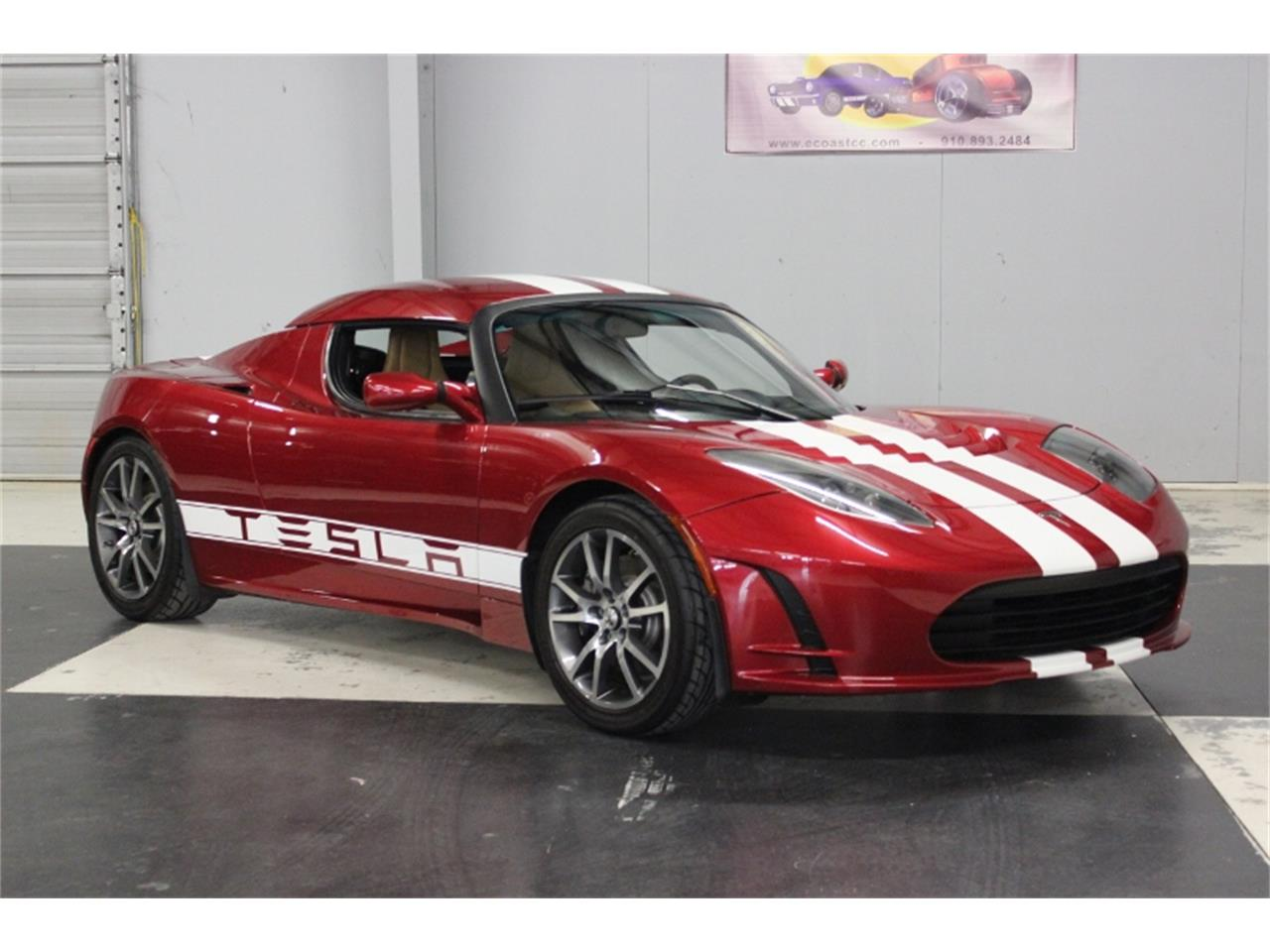 Large Picture of 2011 Tesla Roadster located in Lillington North Carolina - $70,000.00 Offered by East Coast Classic Cars - PUDM