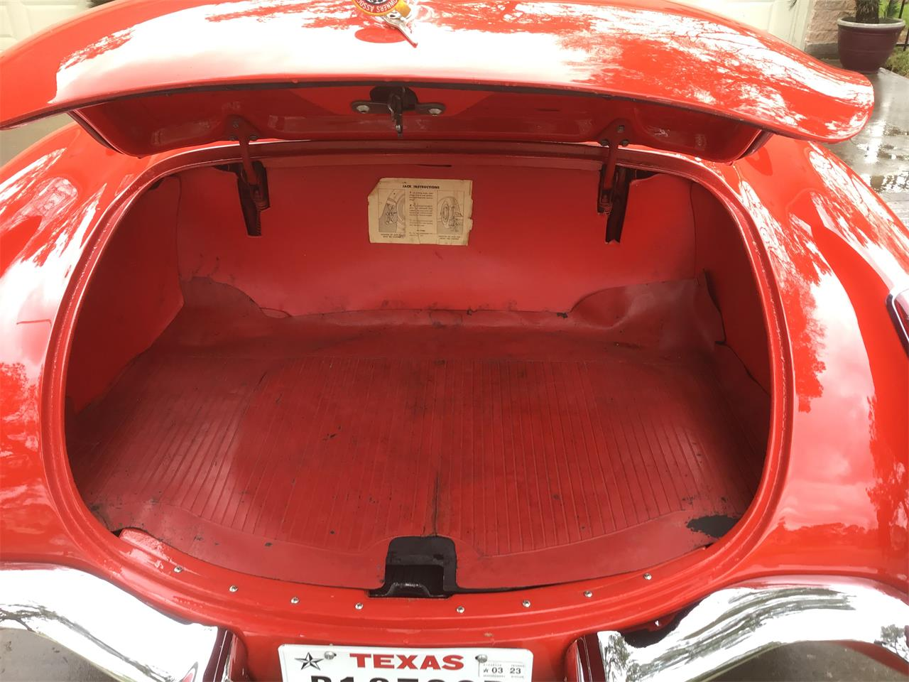 Large Picture of Classic 1960 Chevrolet Corvette located in Montgomery  Texas - $69,500.00 Offered by a Private Seller - PUE3