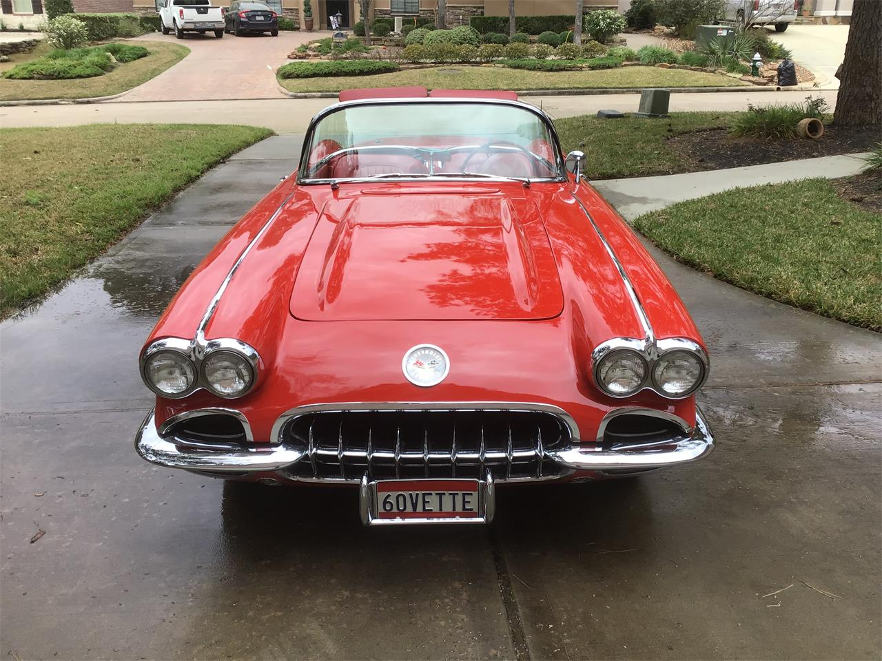 Large Picture of Classic 1960 Chevrolet Corvette Offered by a Private Seller - PUE3