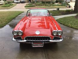 Picture of '60 Corvette located in Montgomery  Texas Offered by a Private Seller - PUE3