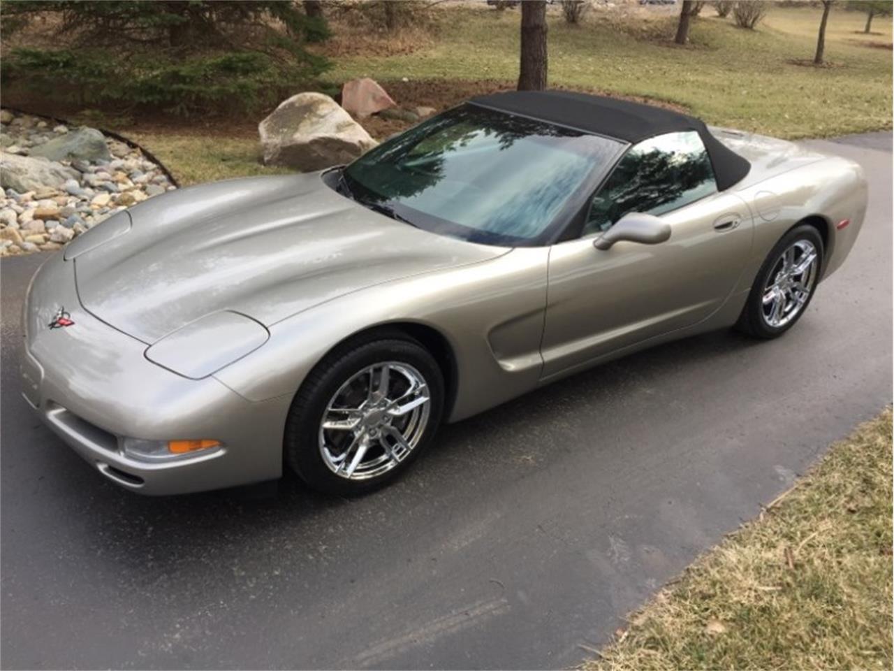 1999 Corvette For Sale >> For Sale 1999 Chevrolet Corvette In Holt Michigan