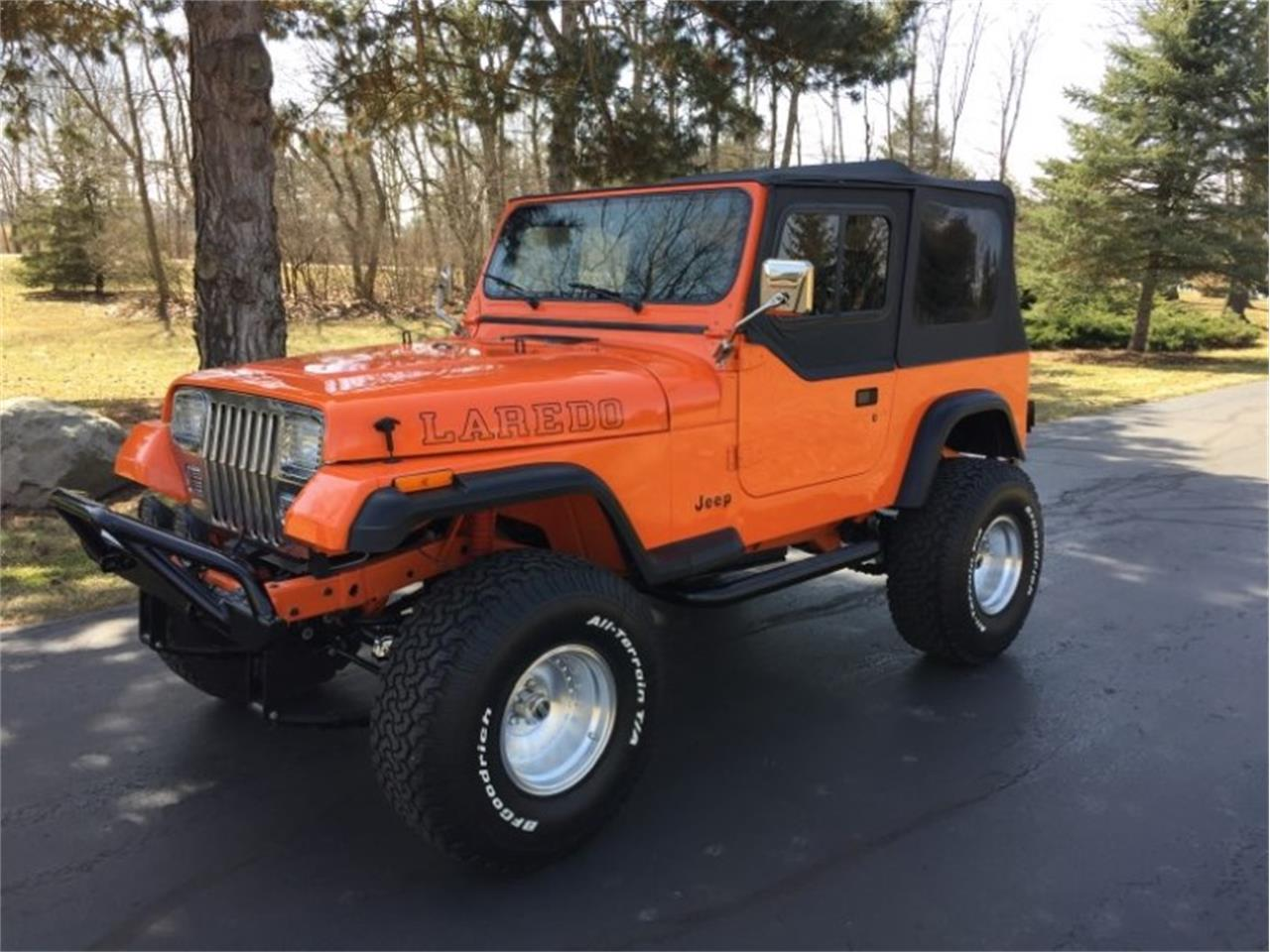 Large Picture of '87 Wrangler - PUE7
