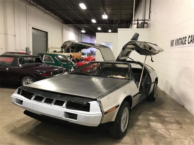 Picture of 1981 DeLorean DMC-12 located in Cleveland Ohio Offered by  - PUE9