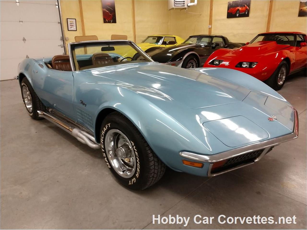 Large Picture of '72 Corvette - PUEA
