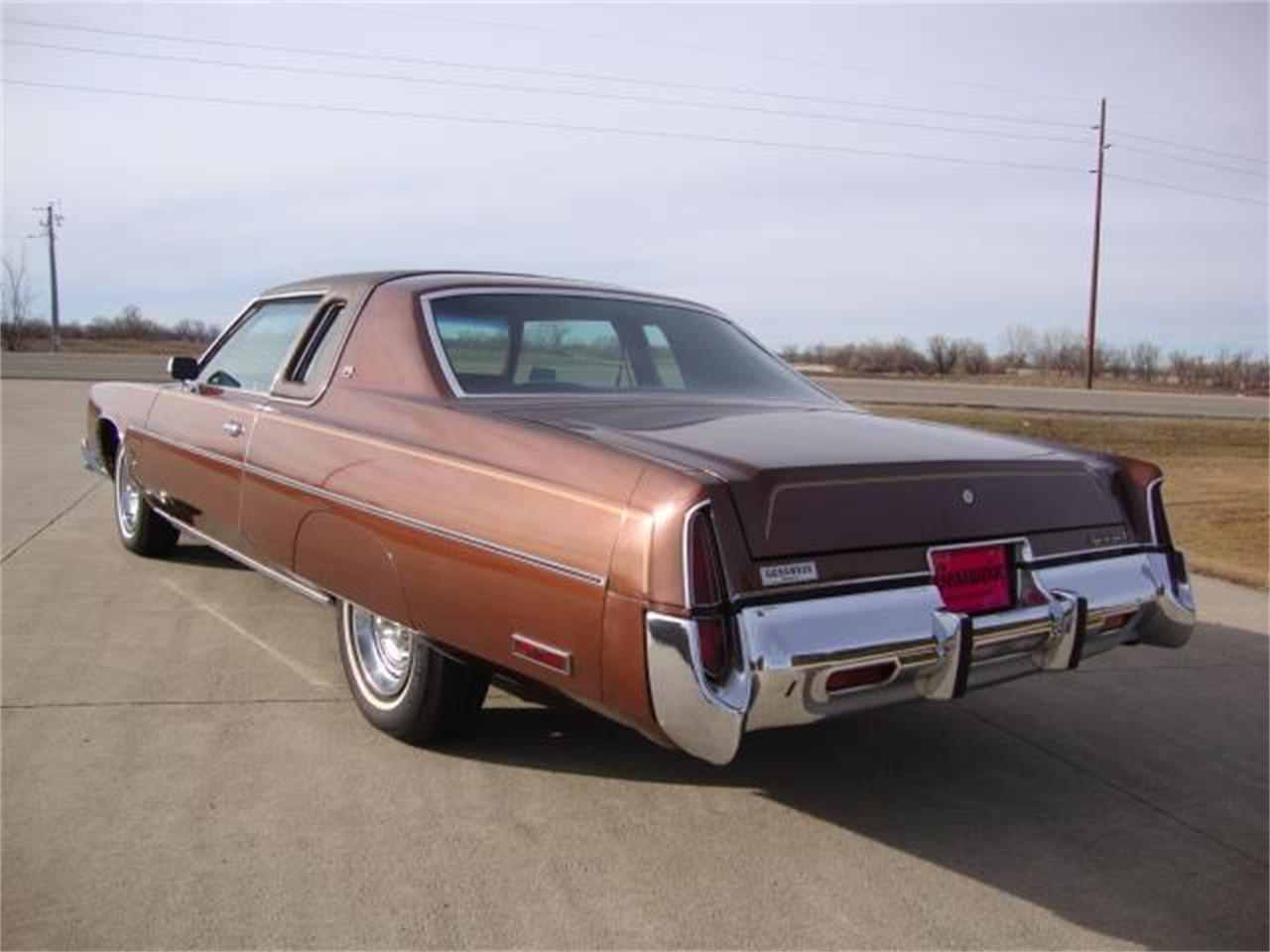 Large Picture of '77 Chrysler New Yorker located in South Dakota Offered by Gesswein Motors - PUEB