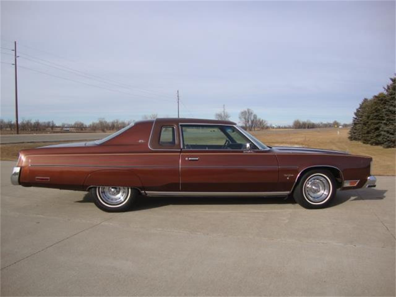 Large Picture of 1977 Chrysler New Yorker located in Milbank South Dakota Offered by Gesswein Motors - PUEB