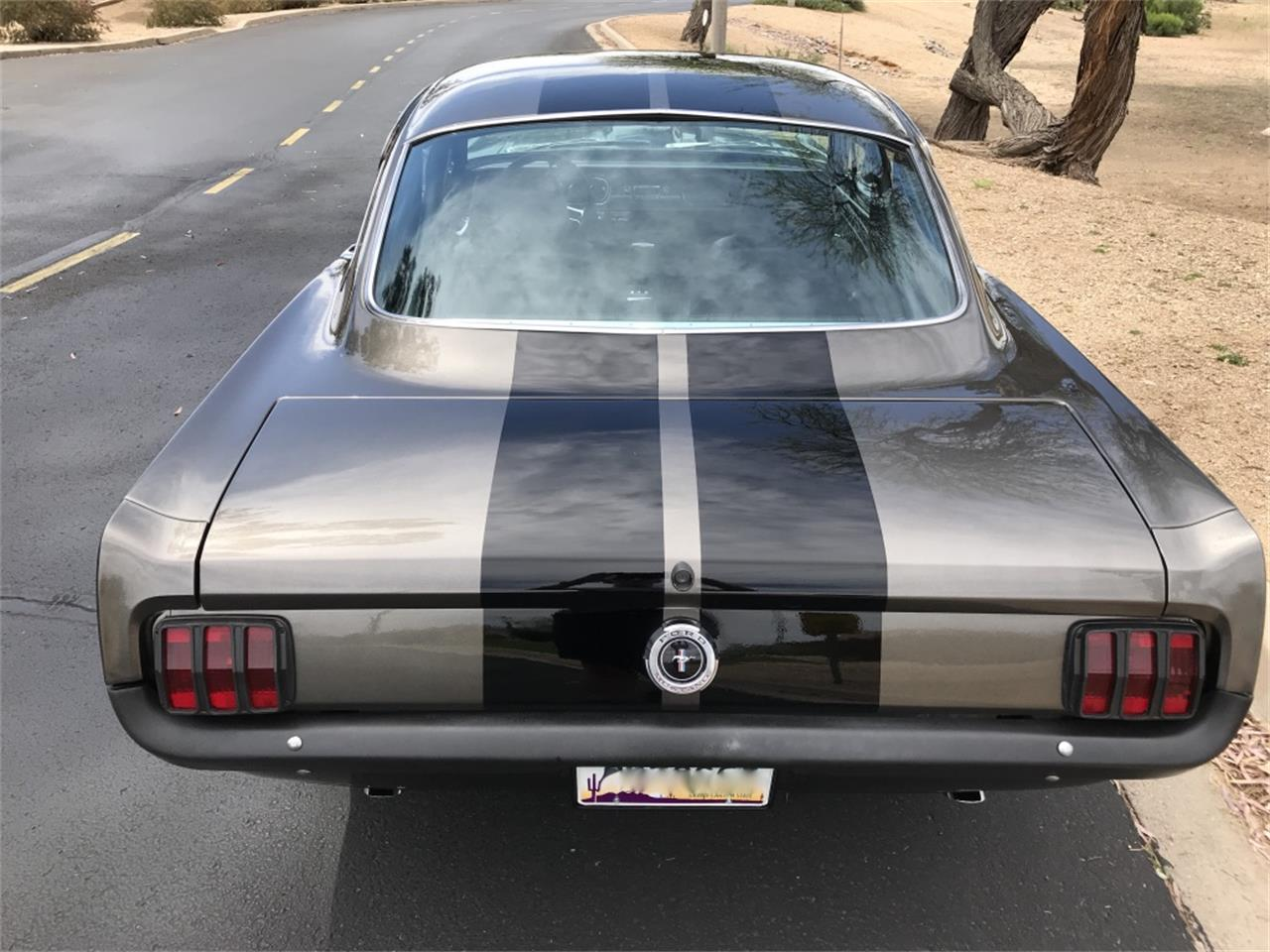 Large Picture of '65 Mustang - PUEL