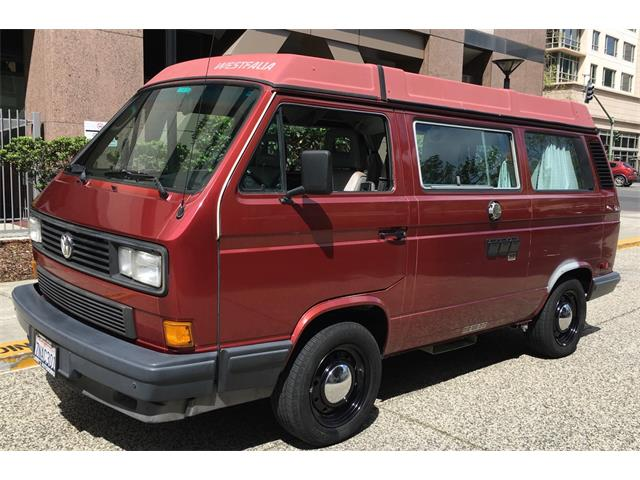 Picture of '87 Westfalia Camper - PUEN