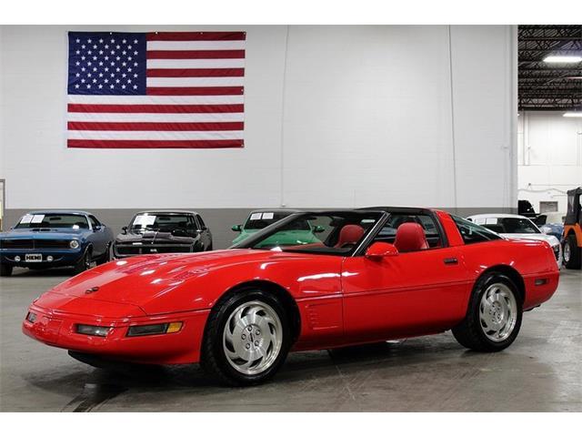 Picture of '96 Corvette - PUF2