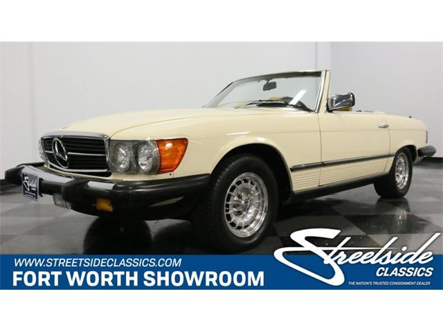 Picture of '82 380SL - PUFE