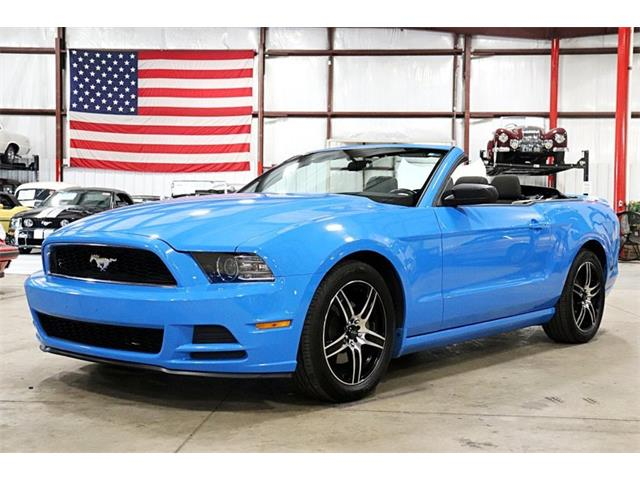 Picture of '14 Mustang - PUFI