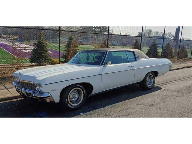 1970 Chevrolet Impala for Sale on ClassicCars com on ClassicCars com