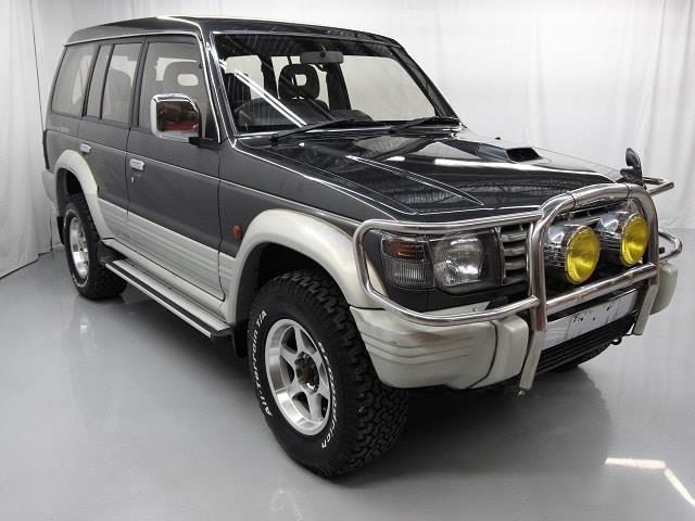 Picture of '93 Pajero - PUFN