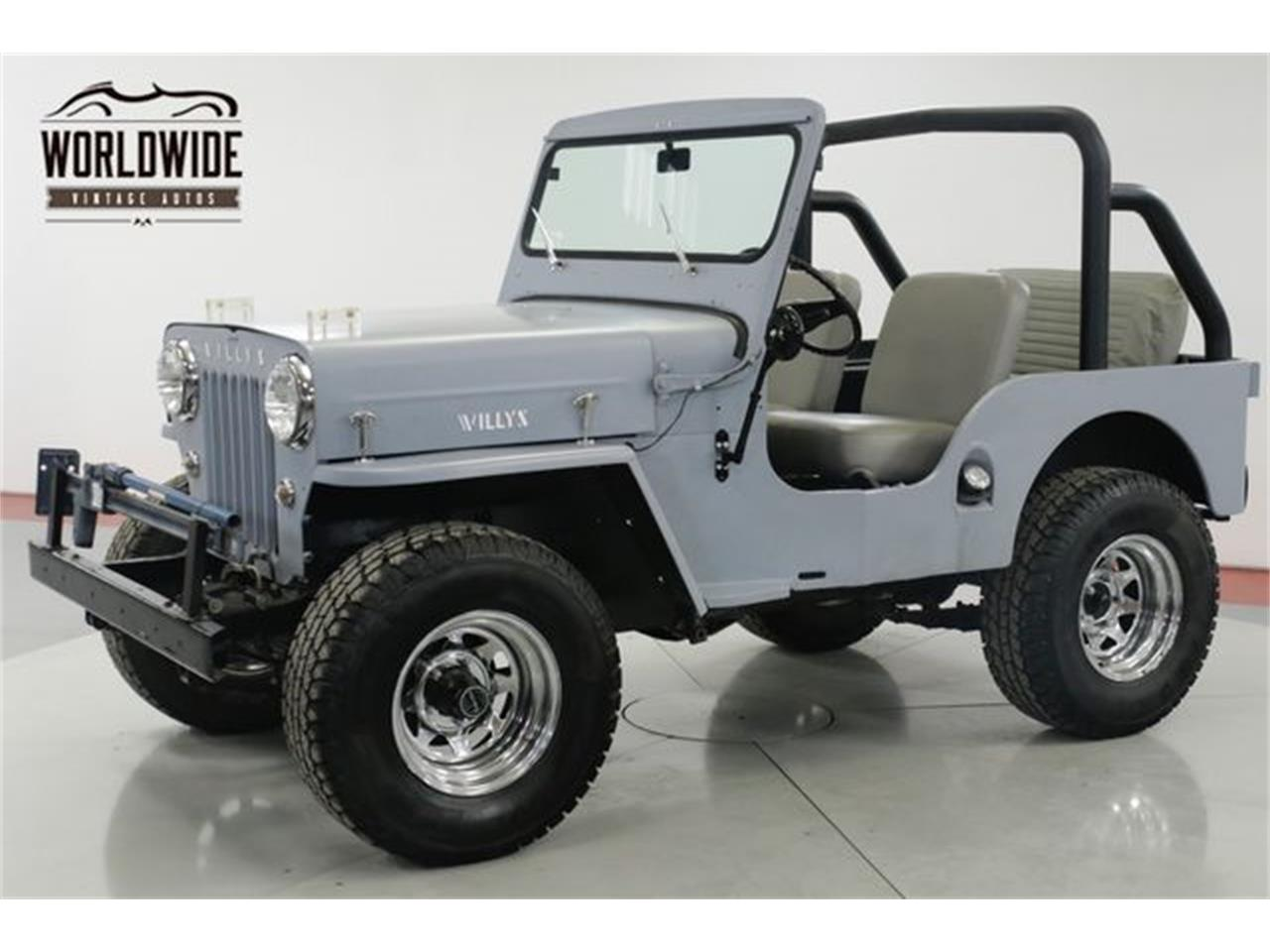 Large Picture of '61 Jeep Willys located in Colorado - $13,900.00 - PUFZ