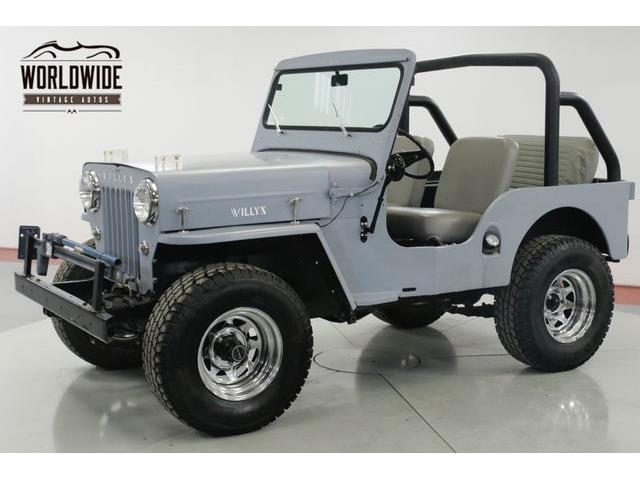 Picture of '61 Willys - PUFZ