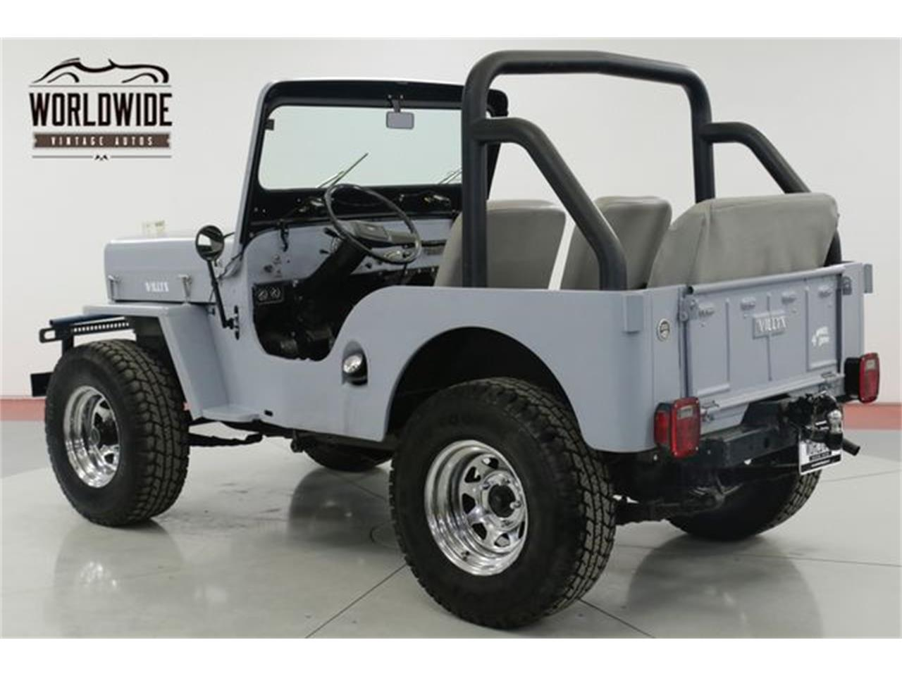 Large Picture of '61 Jeep Willys Offered by Worldwide Vintage Autos - PUFZ