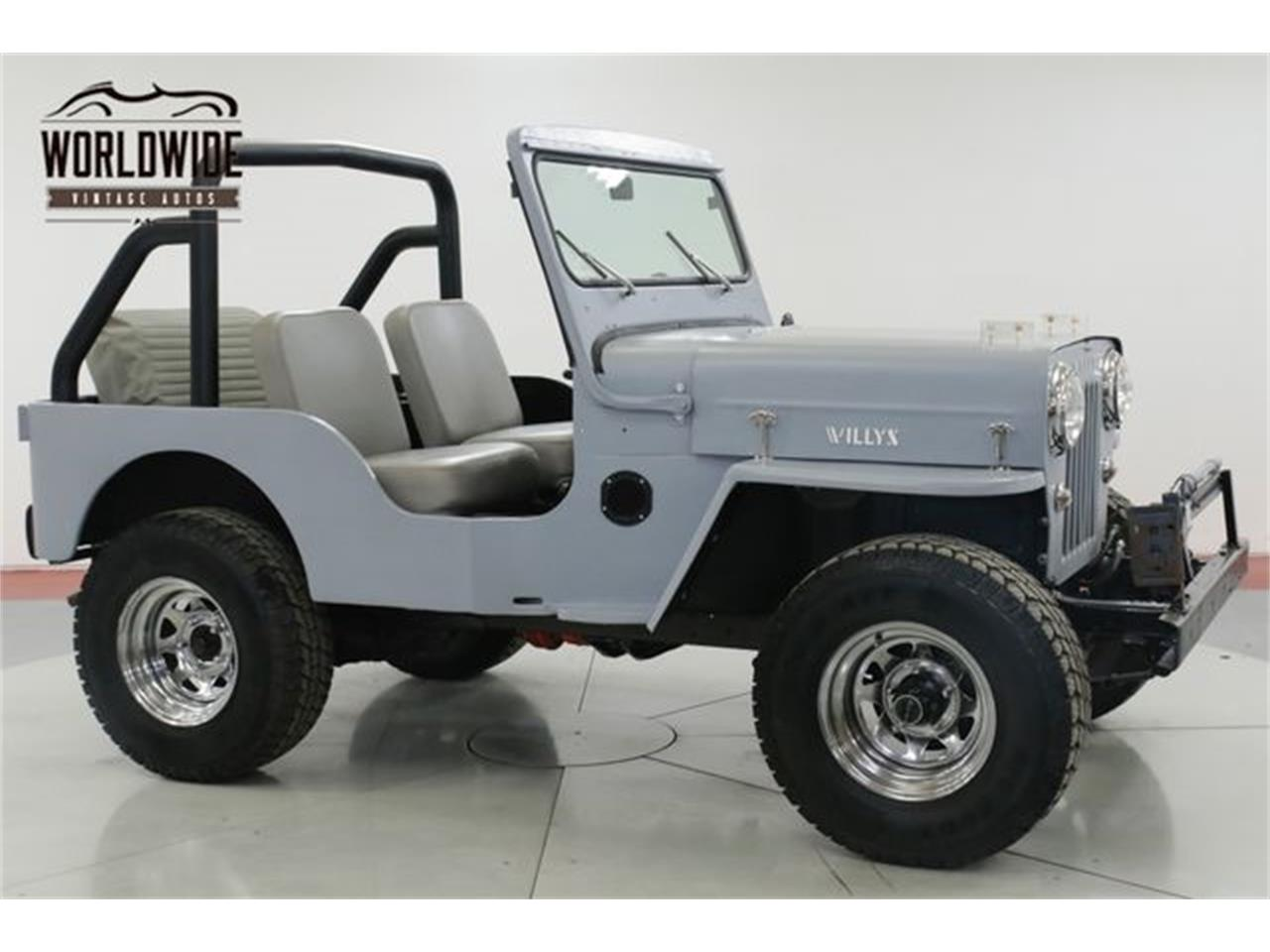 Large Picture of Classic 1961 Jeep Willys located in Colorado - $13,900.00 - PUFZ