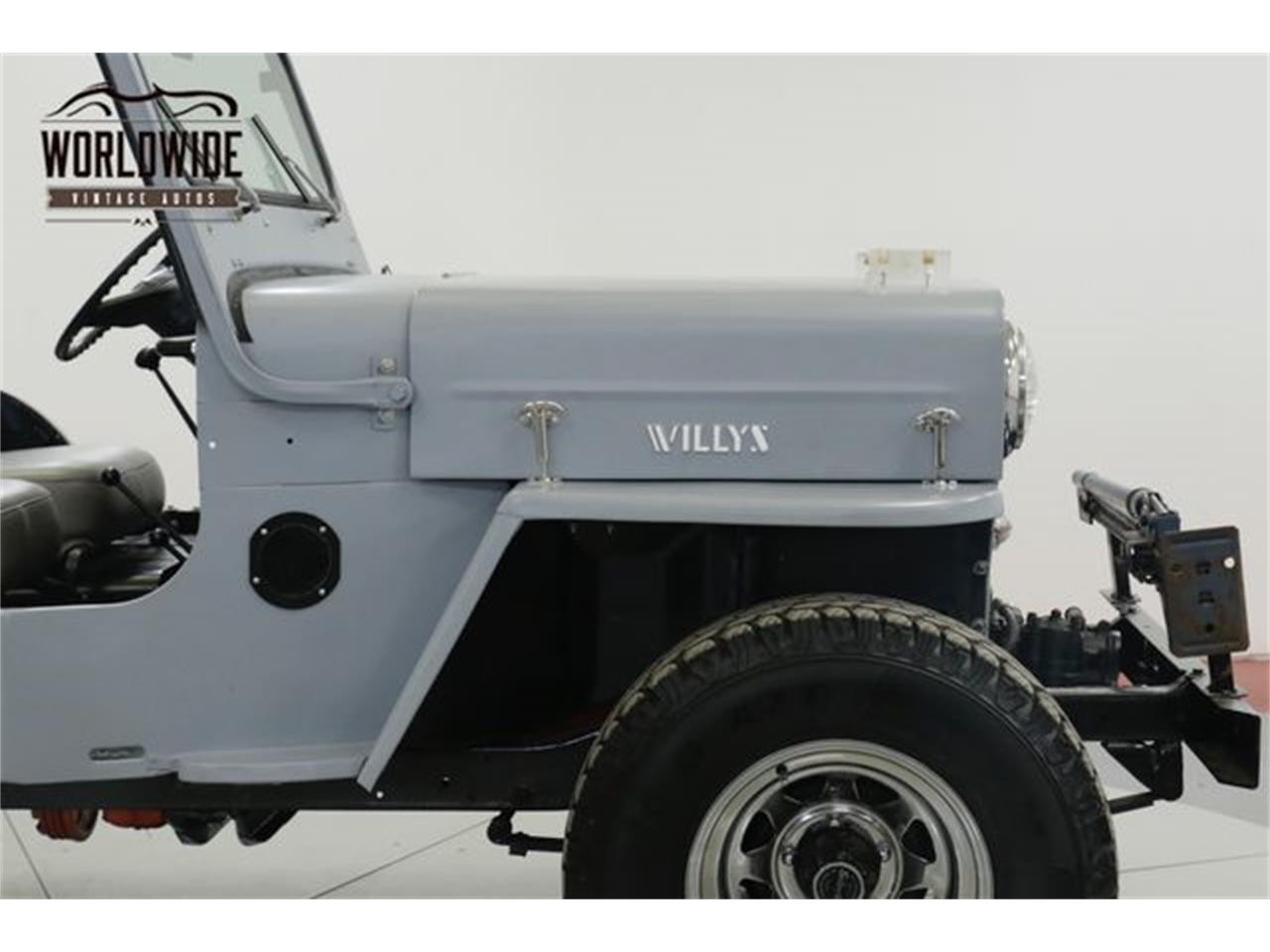 Large Picture of Classic 1961 Willys - $13,900.00 - PUFZ