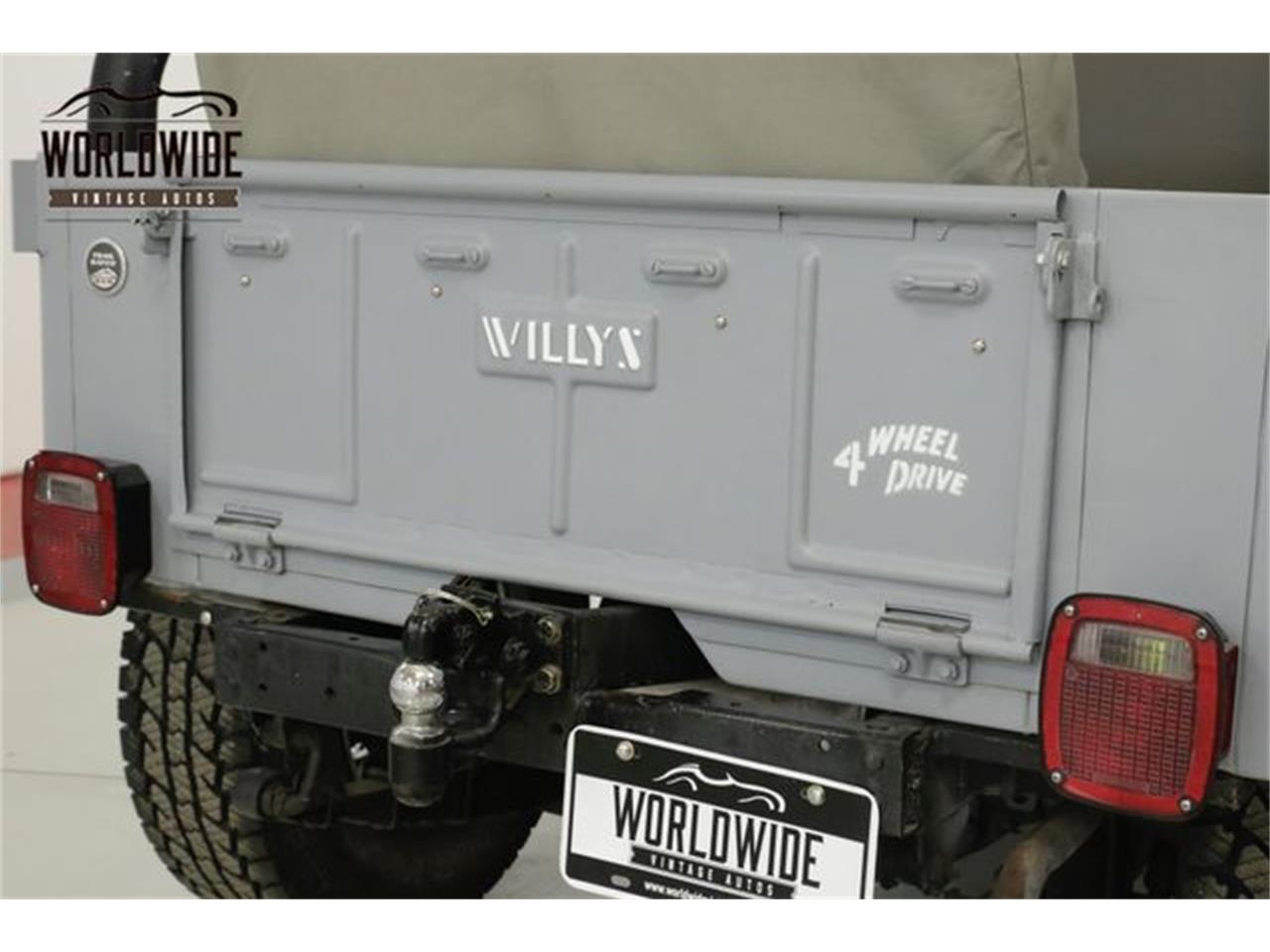 Large Picture of Classic '61 Willys Offered by Worldwide Vintage Autos - PUFZ