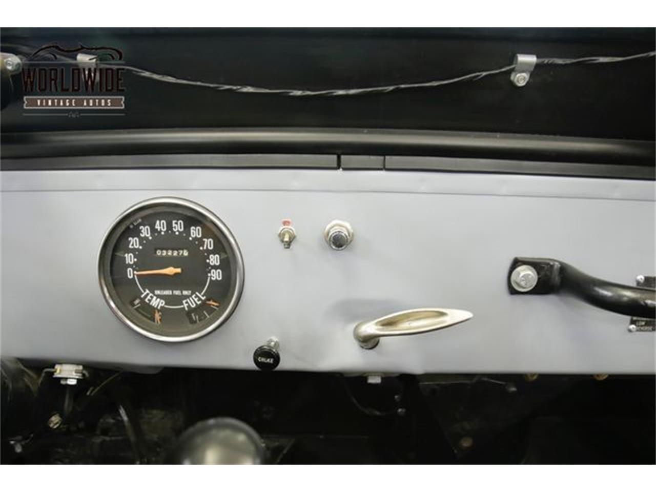 Large Picture of Classic '61 Jeep Willys Offered by Worldwide Vintage Autos - PUFZ