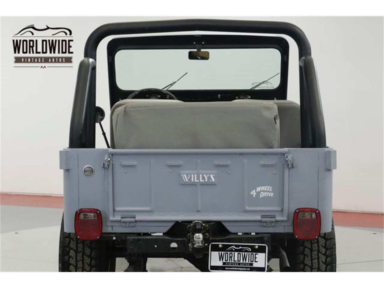 Large Picture of 1961 Willys located in Denver  Colorado - $13,900.00 - PUFZ