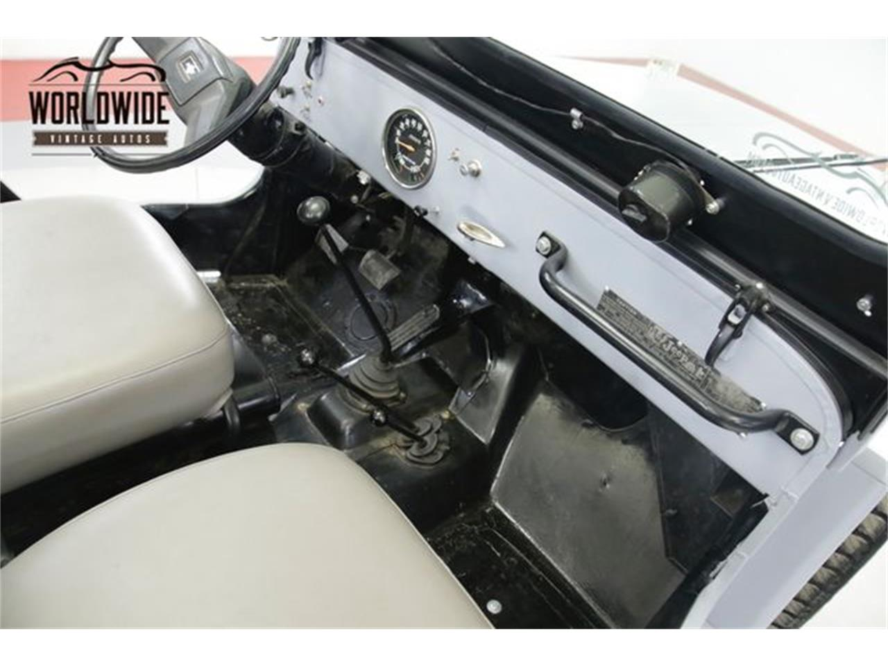 Large Picture of Classic '61 Jeep Willys - $13,900.00 - PUFZ