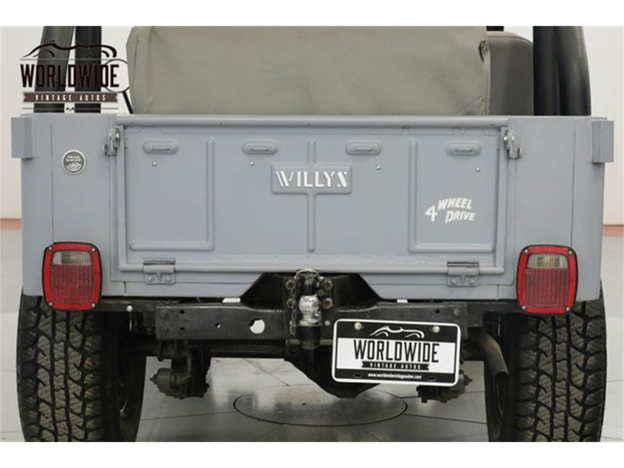 Large Picture of Classic '61 Willys located in Denver  Colorado - $13,900.00 - PUFZ