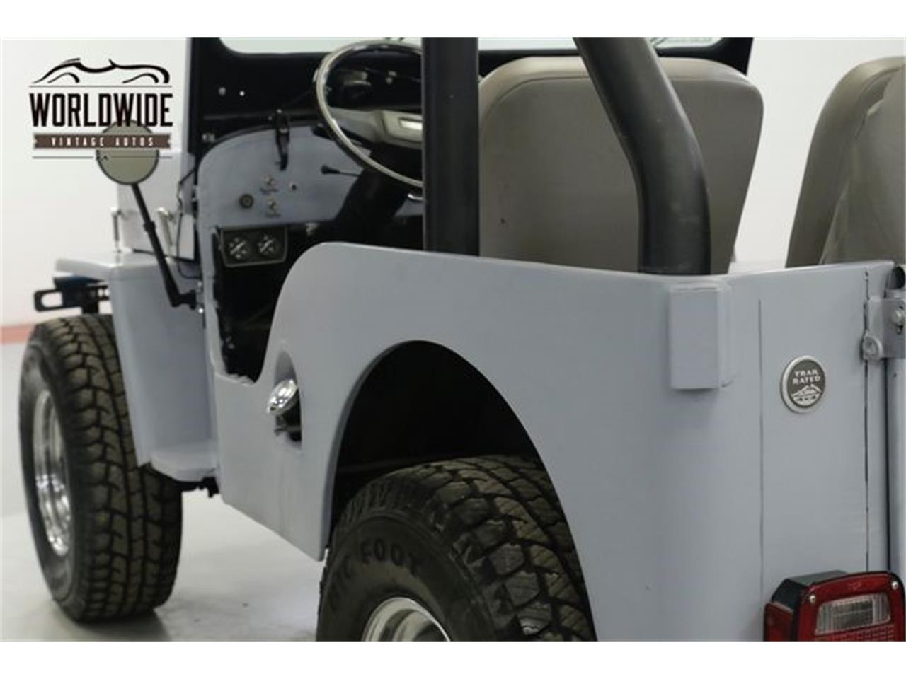 Large Picture of '61 Willys located in Colorado - $13,900.00 - PUFZ