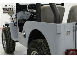 Picture of '61 Jeep Willys located in Colorado Offered by Worldwide Vintage Autos - PUFZ